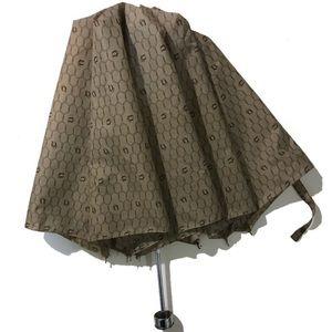 vintage dior umbrella